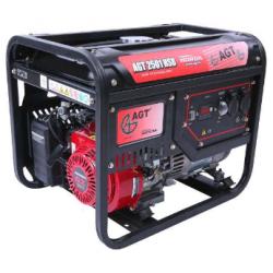 Generator de curent monofazat AGT 2501 HSB TTL, Motor HONDA GX 160