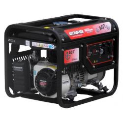 Generator de curent monofazat AGT 3501 HSB TTL, Motor HONDA GP 200