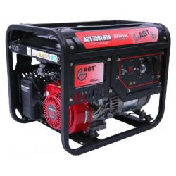 Generator de curent monofazat AGT 3501 HSB TTL, Motor HONDA GX 200