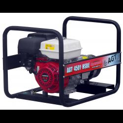 Generator de curent AGT 4501 HSBE, Motor HONDA GX 270