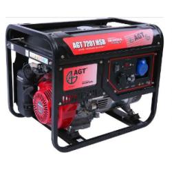 Generator de curent monofazat AGT 7201 HSB TTL, Motor HONDA GX 390
