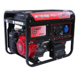 Generator de curent monofazat AGT 7201 HSBE TTL, Motor HONDA GX 390