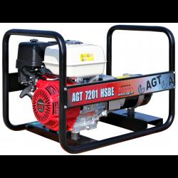 Generator de curent AGT 7201 HSBE, Motor HONDA GX 390