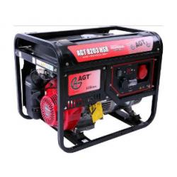 Generator de curent monofazat AGT 8203 HSB TTL, Motor HONDA GX 390