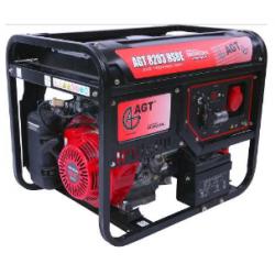 Generator de curent monofazat AGT 8203 HSBE TTL, Motor HONDA GX 390
