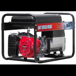 Generator de curent AGT 8503 HSBE, Motor HONDA GX 390, R26