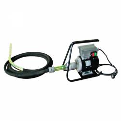 Vibrator pentru beton AGT EV2000 cu lance si cap vibrator UPV50