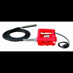 Vibrator pentru beton AGT FX2000 cu lance si cap vibrator FX 340/4