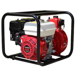 Motopompa pentru apa curata AGT WHP 20 HKX, motor Honda GX200