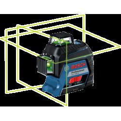 Nivelă laser cu linii BOSCH GLL 3-80 G