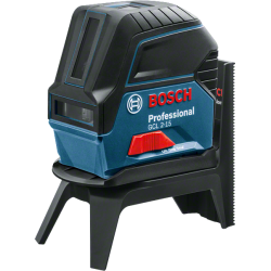 Nivelă laser multifuncţională BOSCH GCL 2-15