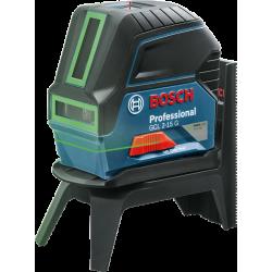 Nivelă laser multifuncţională BOSCH GCL 2-15 G