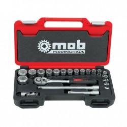 "MOB & IUS Trusa Fusion Box Mediu TCCT21MG×1/2"" capete/accesorii SH"