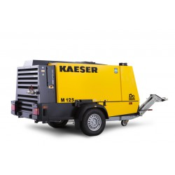 Motocompresor KAESER M125