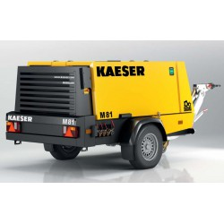 Motocompresor KAESER M81