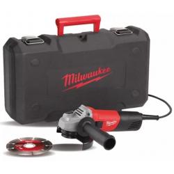 Polizor unghiular, Milwaukee AG 800-115E D-Set, 800W, 115mm