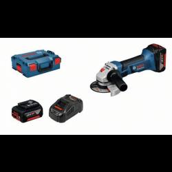 Polizor unghiular cu acumulator Bosch GWS 18-125 V-LI