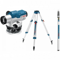 Nivela laser Bosch GOL 32 G + BT 160 + GR500